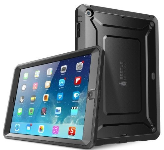㊣USA Gossip㊣ SUPCASE iPad Air Case Heavy Duty 專用保護殼