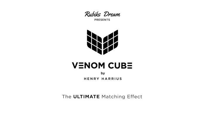 [魔術魂道具Shop]預購~~猛毒方塊~~Venom Cube By Henry Harrius