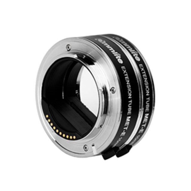 【新鎂】Commlite CM-MET-E 純金屬卡口索尼 微單近攝接環 (適用Sony E卡口系列微單)