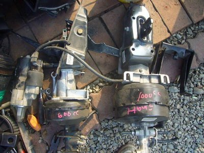 BENZ  賓士  SMART 專用原廠中古  日本外匯  600CC   1000CC  專用 原廠中古 Air 桶  煞車汽幫