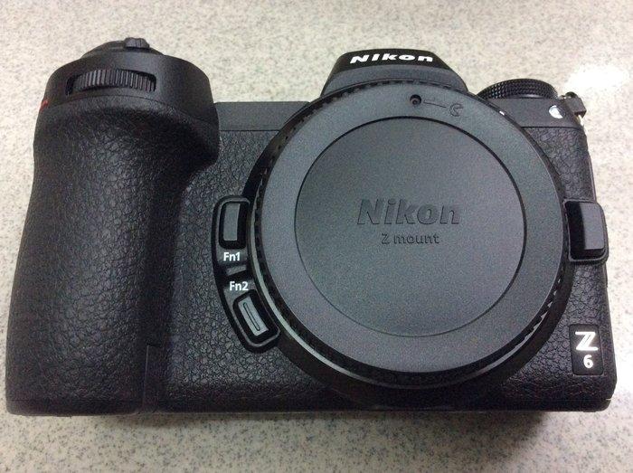 [高雄明豐] Nikon Z6 BODY+轉接環 公司貨【送32G+工具書8/31止】