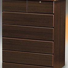 【DH】商品貨號AB015商品名稱《尼克》3.25尺五斗櫃(圖一)木心板/台灣製。胡桃色/柚木色/松木色/可選。特價