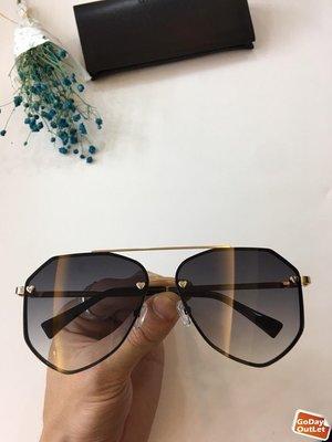【GoDay+刷卡】YSL yves saint laurent 時尚飛行 夏日必備 太陽眼鏡 顏色1  歐洲代購