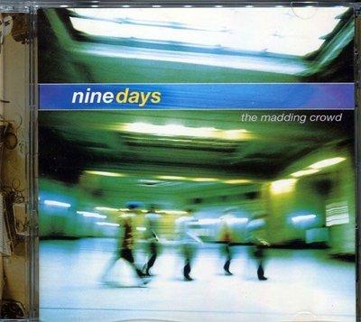【嘟嘟音樂2】九月天合唱團 Nine Days - 抓狂的人們 The madding crowd