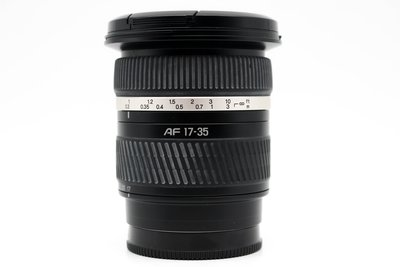 【高雄青蘋果3C】Konica Minolta AF 17-35mm F2.8-4 D 超廣角變焦 #37374
