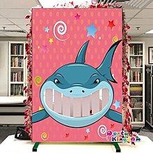 笑掉大牙---大白鯊 Carnival game booth Laugh teeth off 嘉年華遊戲攤位 拋擲遊戲 拋球 生日遊戲玩具 租借 租賃