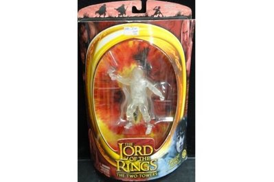 TOY BIZ 魔戒 LORD OF THE RINGS TWILIGHT FRODO WITH SWORD ELIJAH WOOD (LOTR-81144)