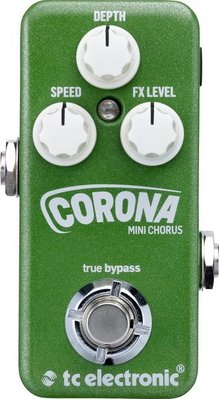 ☆ 唐尼樂器︵☆ TC Electronic Corona Mini Chorus 單顆 效果器