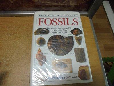 【嫺月書坊】R85     (英)FOSSILS     1996