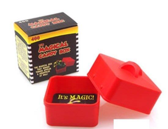 【天天魔法】【S851R】正宗原廠~魔法糖果盒(紅)(Magical Candy Box)(Red)