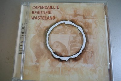 CD~ CAPERCAILLIE BEAUTIFUL WASTELAND ~ 1997 Survival