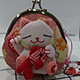 手工藝品_日本風立體布娃娃錢包