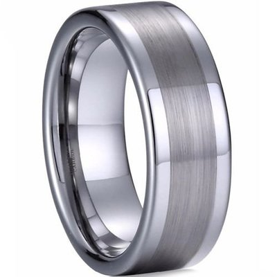 coi jewelry tungsten carbide wedding band ring 戒指