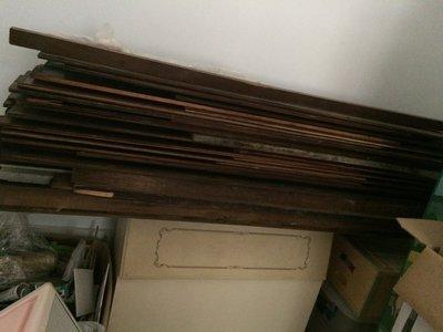 檜木 板材每片380元