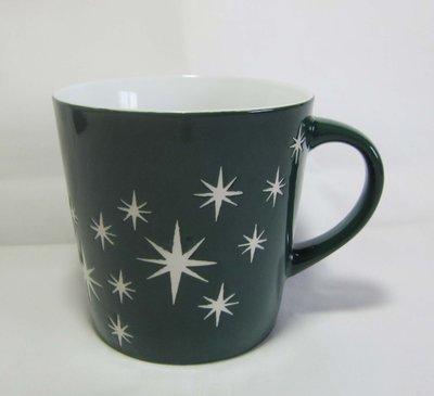 星巴克 STARBUCKS 星巴克 馬克杯 聖誕節馬克杯 綠色12oz 面交 超取