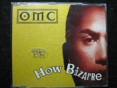 OMC - HOW BIZArRe - 1995年寶麗金唱片 紐西蘭 單曲EP版 - 保存佳如新 - 81元起標
