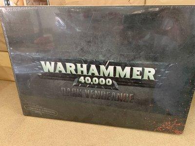 全新 未開 Warhammer 4000 Dark Vengeange
