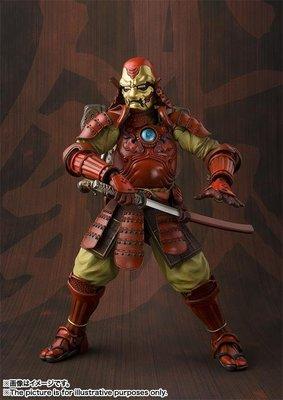 二手 Bandai 名將 MANGA REALIZATION IRON MAN 鋼鐵人 鋼鐵武士 馬克3 MK 3