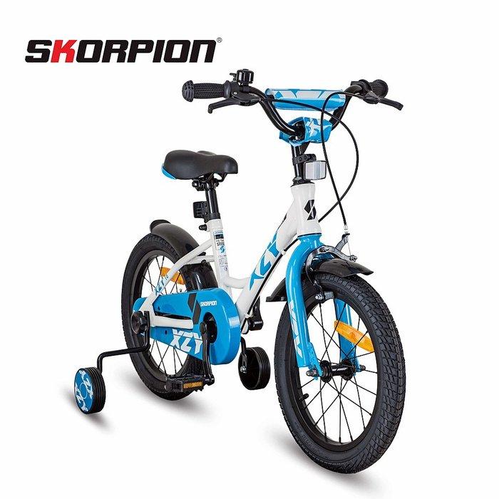 16吋兒童自行車|兒童腳踏車|幼兒自行車|幼兒腳踏車|無毒認證安全標準