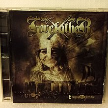 Forefather – Engla Tocyme; CD; black metal; 2002