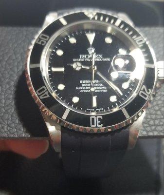 ROLEX勞力士 submarine Date 16610