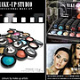 【彩妝大師】荷蘭彩妝make-up studio 金鑛光眼影 24小時烘培製作 夢幻逸品 熱銷中