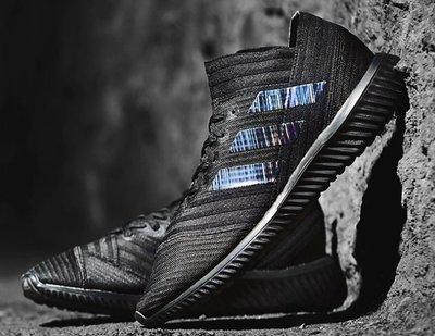 【RS只賣正品】Adidas Nemeziz Tango 17.1 TR BB3660 黑雷射 運動鞋 訓練鞋 男鞋