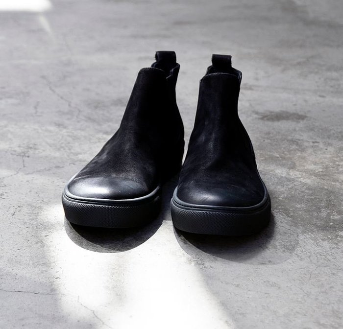 【NoComment】韓系時尚 質感簡約 忍者牛皮包頭休閒鞋 Nike ZARA