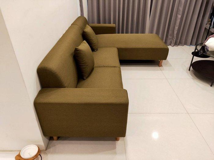 非凡二手家具 【全館自取價】全新品 透氣布L型沙發*沙發椅*大型沙發*套房沙發*房間椅*布沙發*L型沙發*皮沙發*