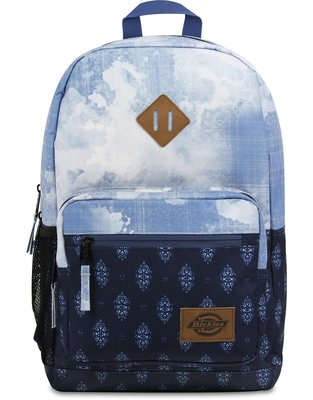 (安心胖) DICKIES Study Hall Backpack #I0175 漂白亞麻
