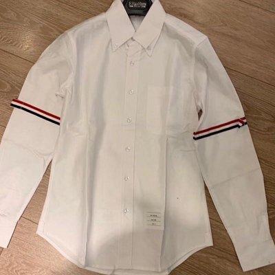 Thom Browne 襯衫 男女同款 情侶衫?