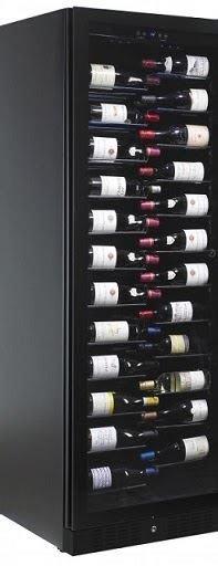 唯鼎國際【匈牙利Dunavox】DX-143.468B.TW爵士黑雙溫紅酒櫃可崁入櫥櫃143瓶