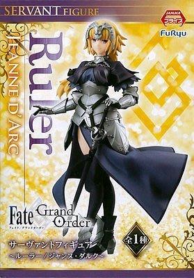 日本正版 景品 FURYU Fate/Grand Order FGO Ruler 貞德 模型 公仔 日本代購