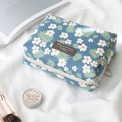 ❅PAVEE❅ 韓國iconic~ Comely Make up Pouch 本質生活 多功能小物收納包/化妝包