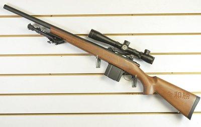 JHS((金和勝 生存遊戲專賣))AAC01 瓦斯狙擊槍 6141