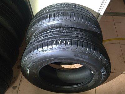 205 70 R 15 米其林 SUV 19年33週製造 二手 中古 落地 CRV 休旅車 輪 胎 一輪2000元