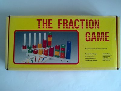 【The Fraction Game 分數座標】