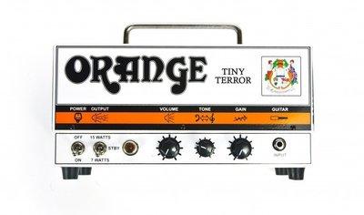 英國 ORANGE D-TT Tiny Terror Amp 真空管 音箱頭 擴大機 非Marshall, Roland