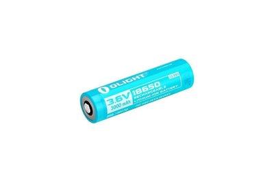【錸特光電】Olight  18650 3000mAh 原廠鋰電池 ORB-186C30 S2R H2R Perun 用