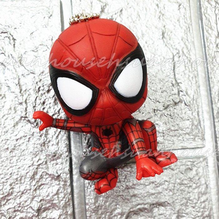 SpiderMan 蜘蛛人 吊飾 鑰匙圈 鑰匙扣