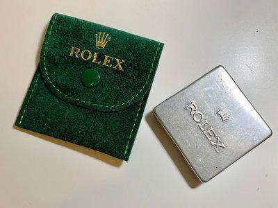 稀有 Rolex 收納袋 零件袋 戒指