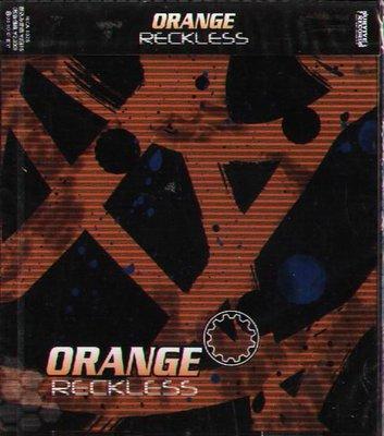 K - ORANGE - RECKLESS - 日版 - NEW