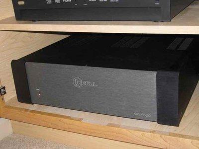 Krell KAV1500後級擴大機*一手品*品項良好*義務幫老客人轉售 非二手Krell二手擴大機二手音響
