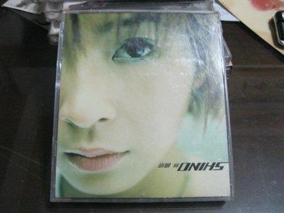 華語CD~ 1998年 林曉培 SHINO~同名專輯~ 原版唱片