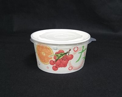 50組~優品 公版 厚  750湯杯 蓋~紙碗 紙湯杯 紙湯碗 麵碗 紙餐盒 紙便當盒 免洗碗 文翰