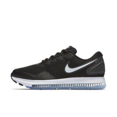 (土豆)NIKE W ZOOM ALL OUT LOW 2 黑白 運動休閒 全氣墊 慢跑跑步鞋 女跑步鞋 AJ0036-003