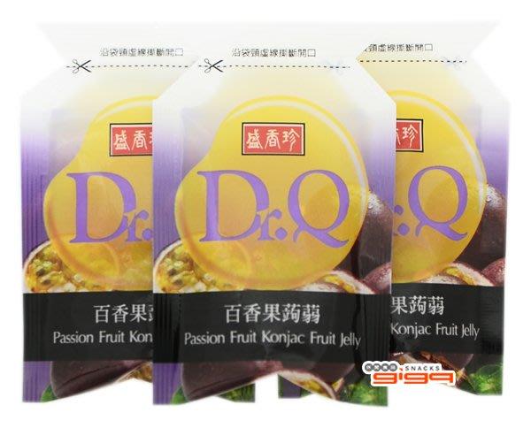 【吉嘉食品】盛香珍 成偉 Dr.Q 蒟蒻果凍-百香果 1500公克 [#1500]{0166202}