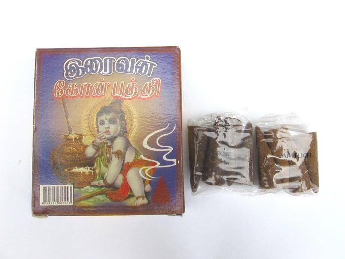 「還願佛牌」泰國 進口 古曼 金童子 供奉 塔香  專用 純天然塔香