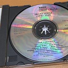 絕版二手CD LEHAR ZAREWITSCH STEFANO KOLLER KOCH