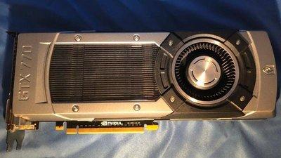 APPLE MAC PRO 鈦殼 GTX770 2048MB DDR5.APPLE顯卡!信仰燈